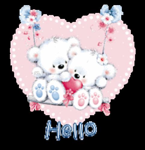 Hello - ValentineBearsCouple