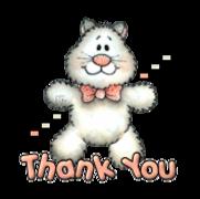 Thank You - HuggingKitten NL16