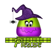 Please - CandyCornWitch