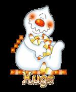 Hugs - CandyCornGhost