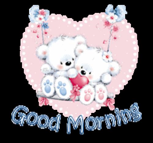Good Morning - ValentineBearsCouple