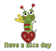 Have a nice day - BeeHeart