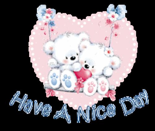 Have A Nice Day - ValentineBearsCouple
