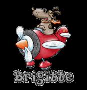 Brigitte - DogFlyingPlane