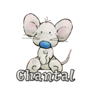 Chantal - SittingPretty