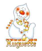 Huguette - CandyCornGhost