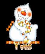 Yves - CandyCornGhost