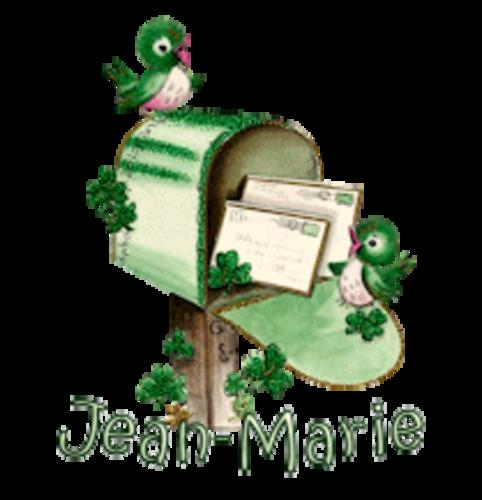 Jean-Marie - StPatrickMailbox16