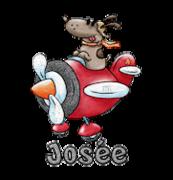 Josee - DogFlyingPlane