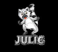 Julie - RaccoonStepOnName