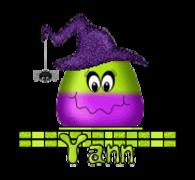 Yann - CandyCornWitch