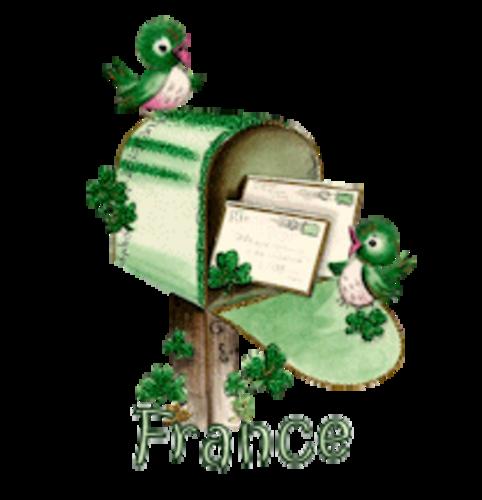 France - StPatrickMailbox16