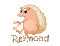 Raymond - CutePorcupine