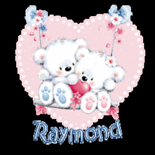 Raymond - ValentineBearsCouple