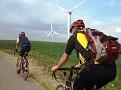 Windräder auf dem Saalberg bei Alverdissen