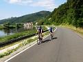 :-) Lockeres Pedalieren entlang der Weser