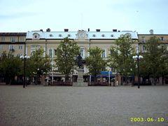 Marktplatz Motala