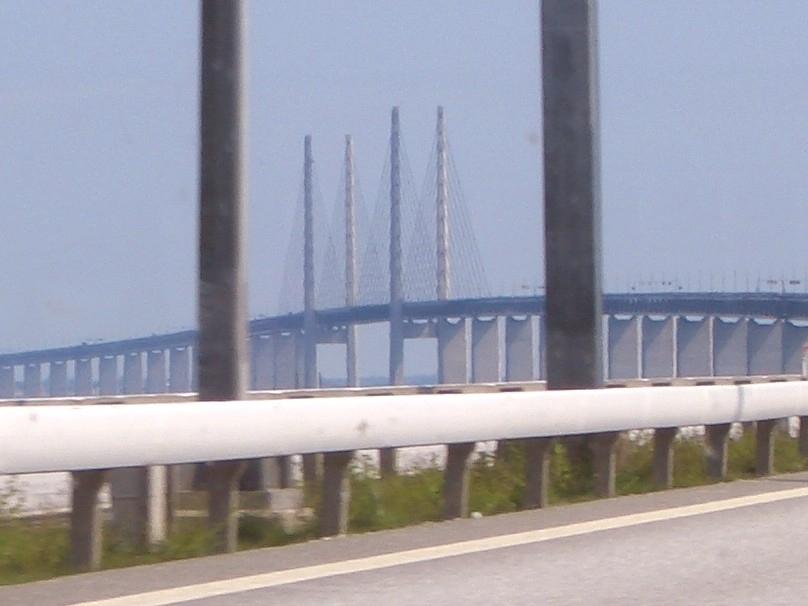 Öresund-Brücke nach Schweden