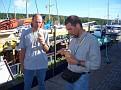 Bernd & Andreas schlecken Eis