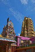 Цейлон. Индуистский храм. Ceylon. Hindu Temple. DSC2604 b