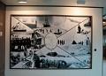 Exploring Antarctica Mural