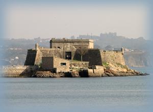 Castle of San Anton , La Coruna - Archaeological Museum