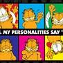 a-garfield-personalities