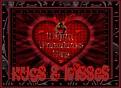 la sharing-a-valentine hugs&kisses