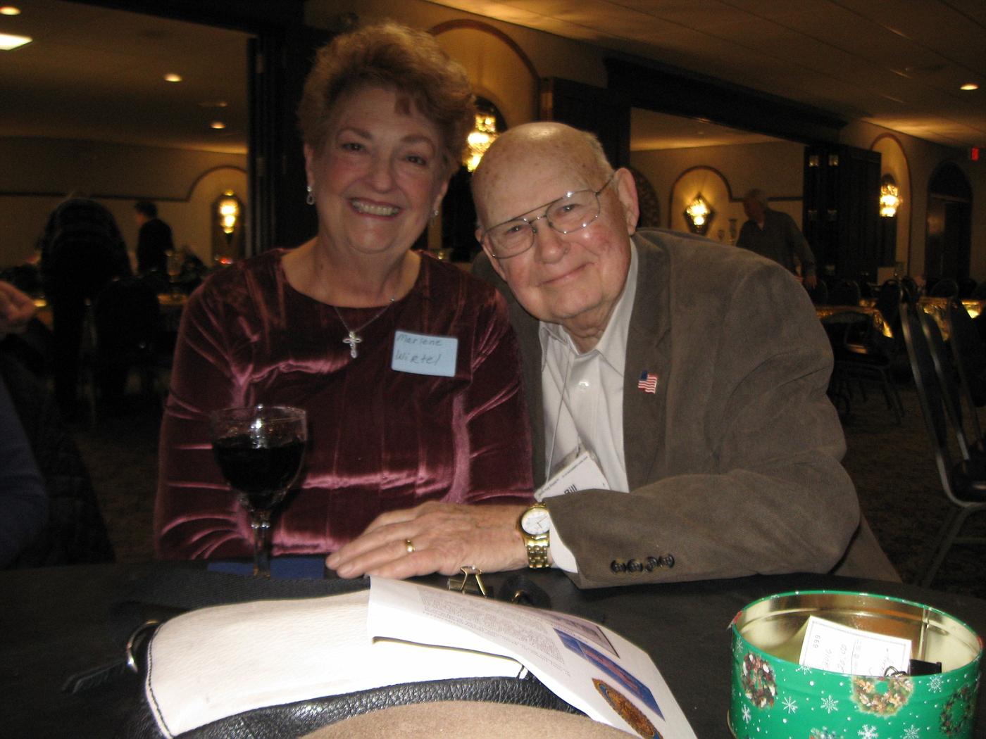Marlene and Bill Wirtel