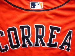 Astros Correa #1 orange07