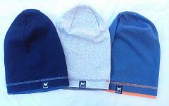 52-54-56 cm apimties kepures tinka, 100% medvilne, 4,99€.,