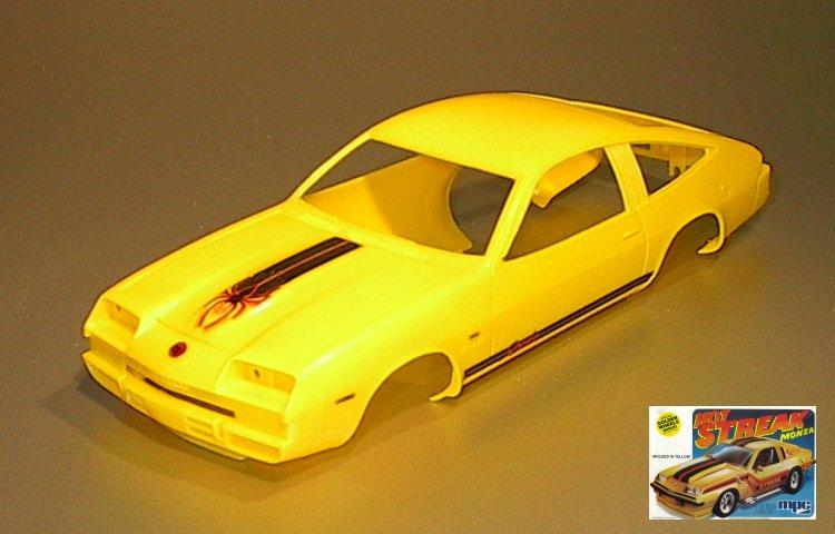76 Monza Spyder 1
