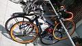 218 bikes