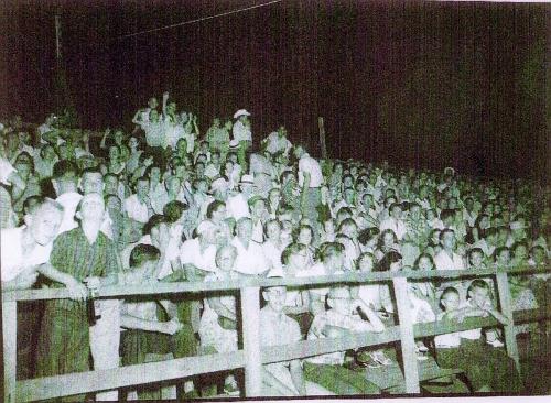 Tri Cities Speedway 1955