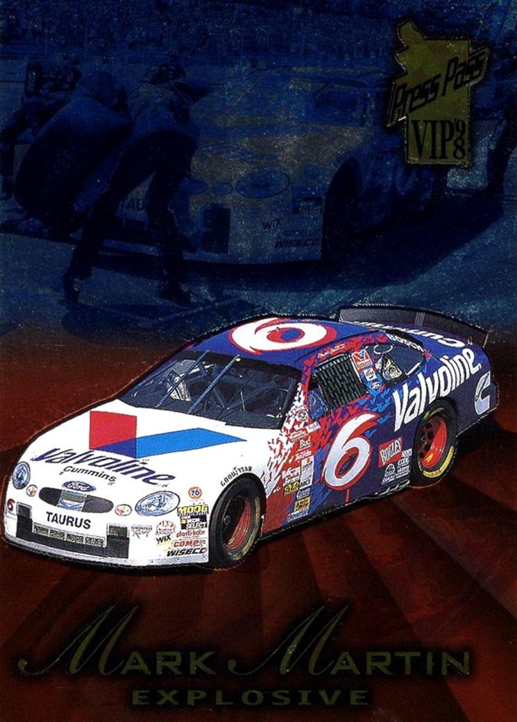 1998 VIP Explosive #45 (1)