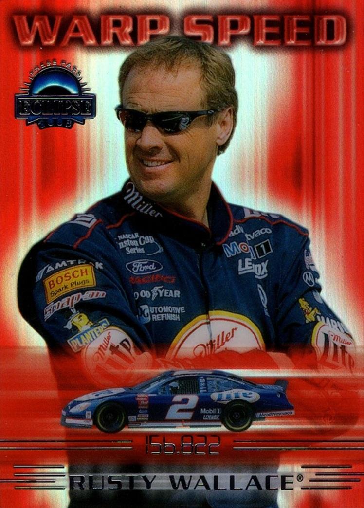 2003 Eclipse Warp Speed #WS3 (1)