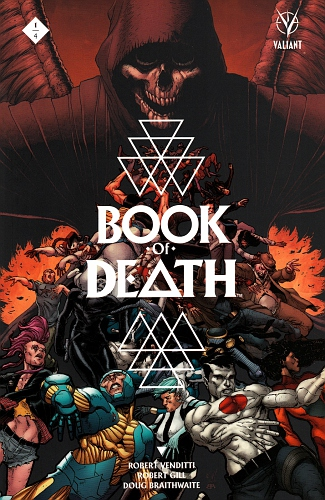 Book of Death #1