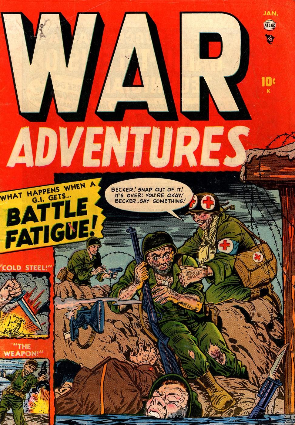 War Adventures #01