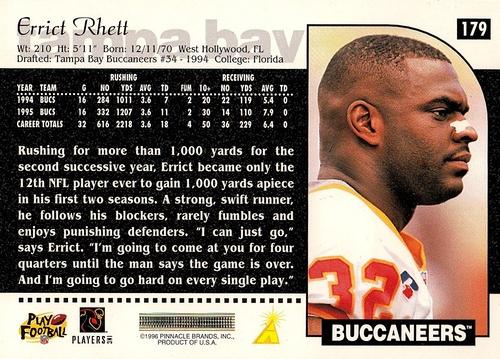 1996 Score #179 (2)