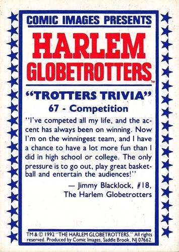 1992 Harlem Globetrotters #67 (2)