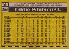 1990 Topps #618 (2)