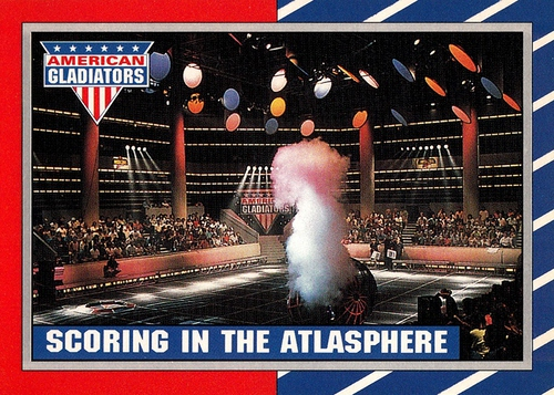 American Gladiators #20 (1)