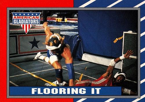 American Gladiators #65 (1)