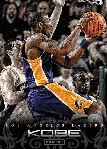 2012-13 Kobe Anthology #105 (1)
