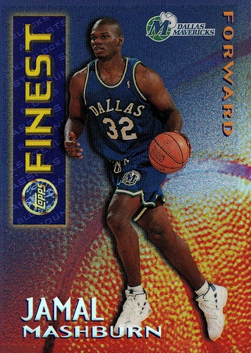 1995-96 Finest Mystery Refractor #M19 (1)
