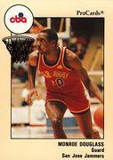 1989-90 ProCards CBA #199 (1)