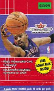 2001-02 Fleer Maximum blaster (1)