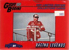 1991 Racing Legends Geoff Bodine (1)