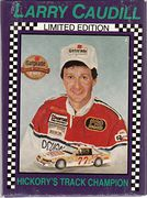 1992 Just Racing Larry Caudill (1)