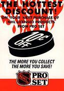 1990-91 Pro Set The Hottest Discount (1)